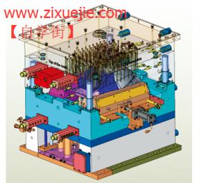 UG注塑模具设计-热流道技术