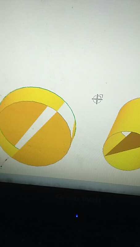 UG8.0拉伸圆出现片体的解决方法
